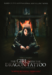 'The Girl With the Dragon Tattoo' DVD