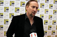 'Drive Angry 3D' star Nicolas Cage
