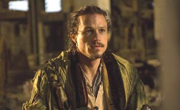 Heath Ledger in 'The Imaginarium of Doctor Parnassus'