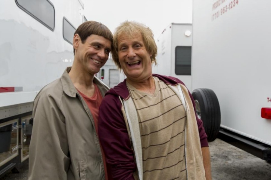 Jim Carrey in Dumb and Dumber To