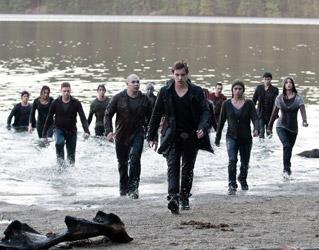 Xavier Samuel in The Twilight Saga Eclipse