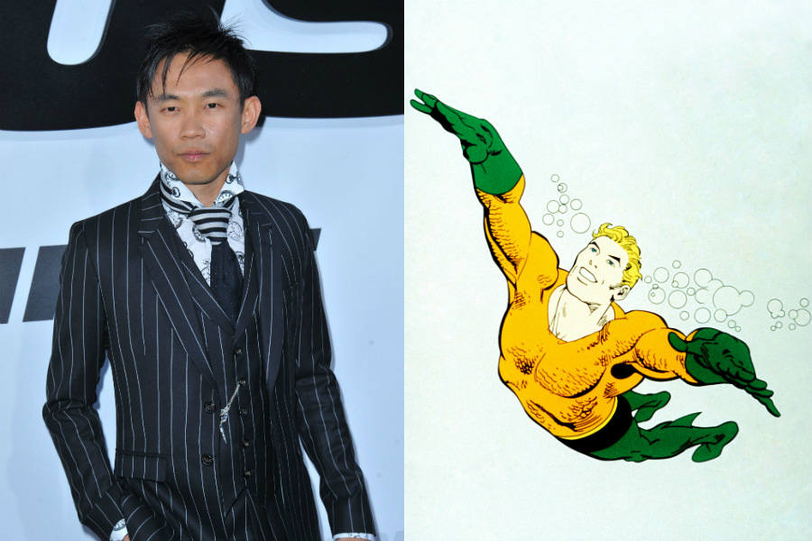 James Wan / Aquaman