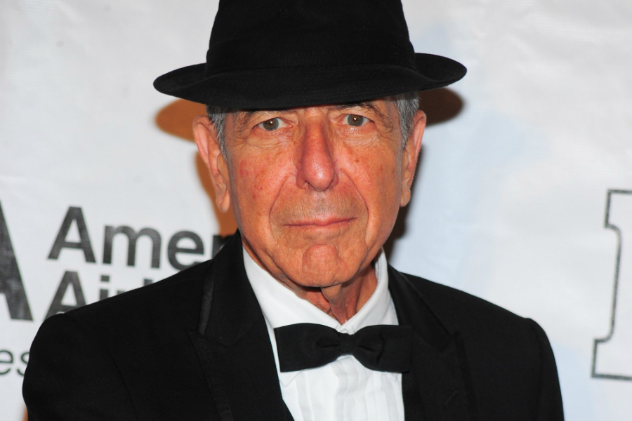 Leonard Cohen, Whose Music Lives in So Many Movies, Has Passed Away