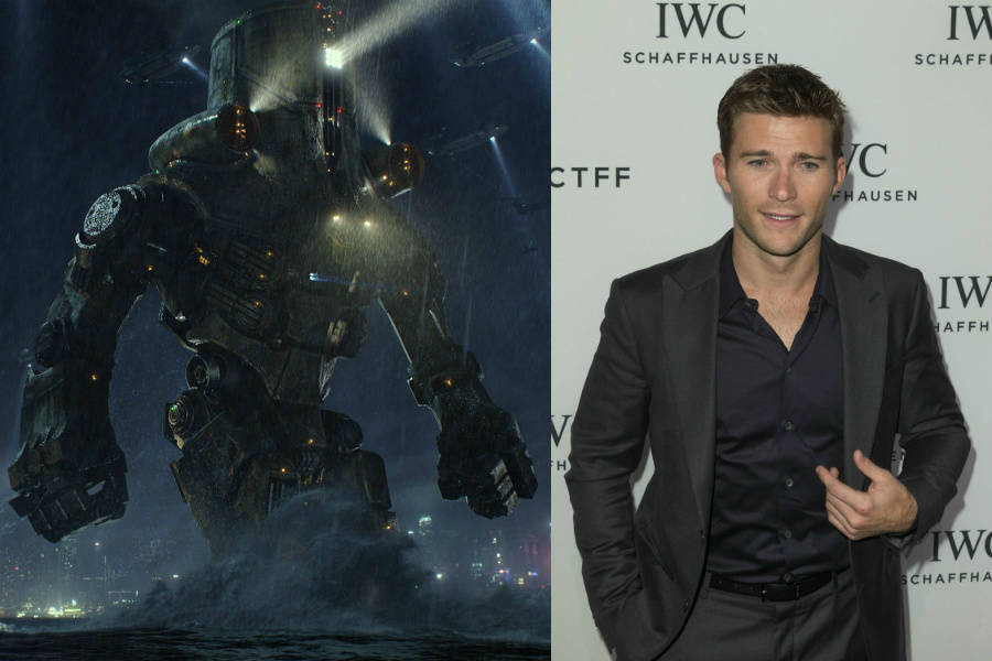 Pacific Rim / Scott Eastwood