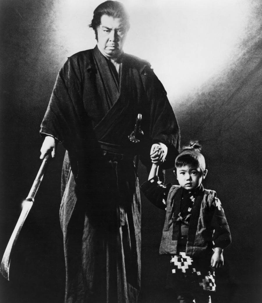 a new version of the classic samurai movie lone wolf and