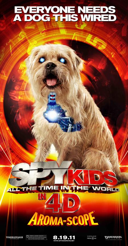 Spy Kids 4 Poster