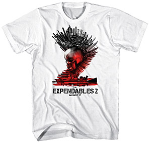 Expendables 2 Shirt