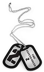 Expendables 2 dogtags