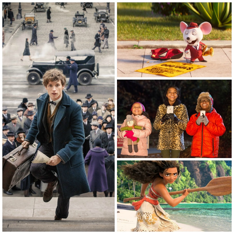 Holiday 2016 Family Movie Guide