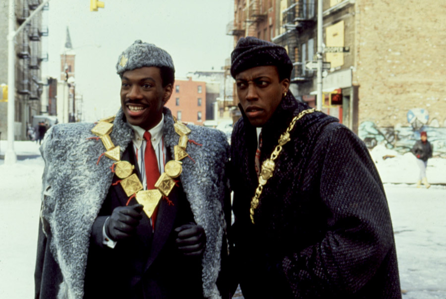 Movie News: 'Coming to America 2' Taps Snatched Director