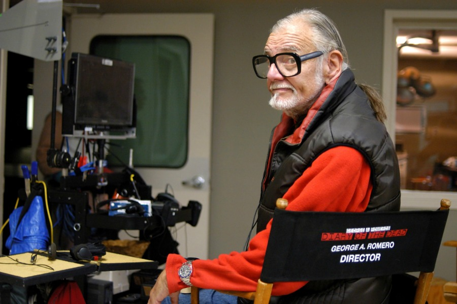George A. Romero, Father of the Zombie Movie, Has Died at 77