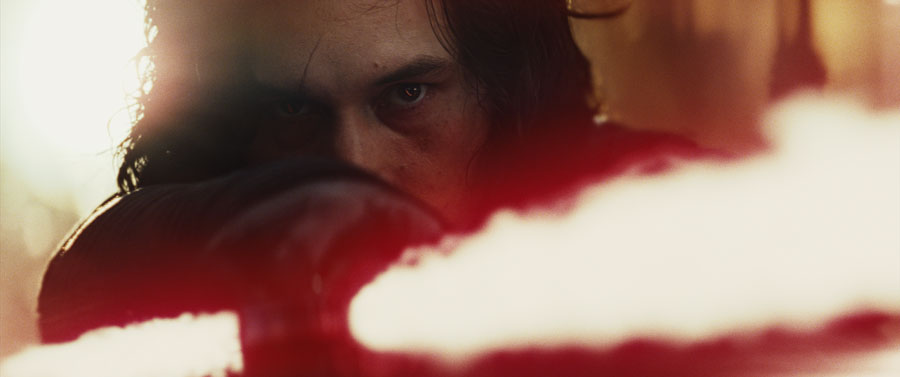 Star Wars: The Last Jedi Kylo Ren Adam Driver