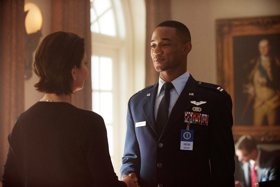 'Independence Day: Resurgence' Star Jessie T. Usher Is 'Son of Shaft'