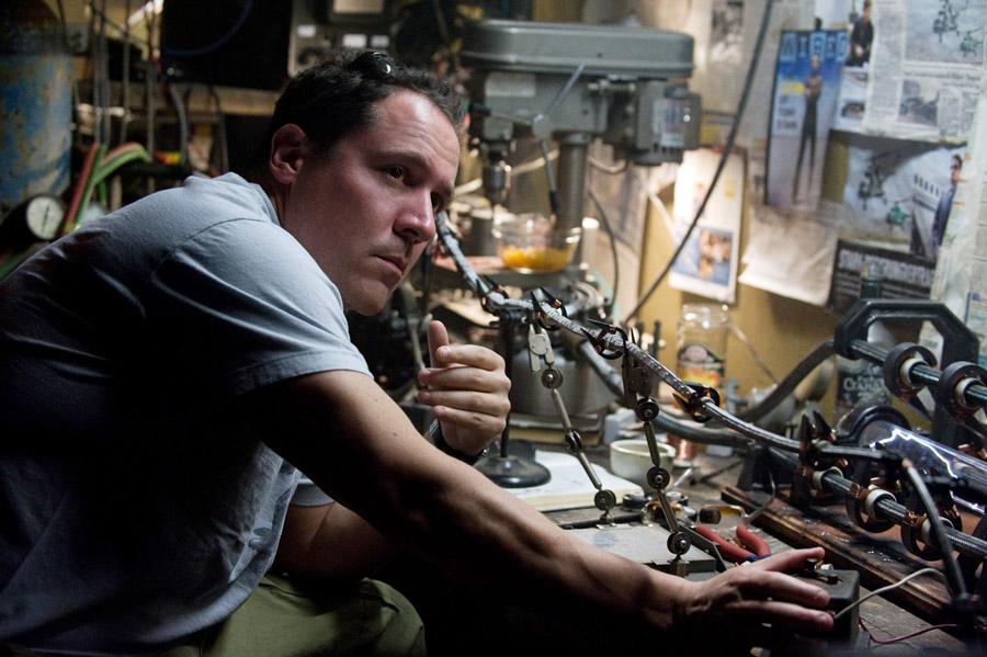 Jon Favreau Iron Man 2