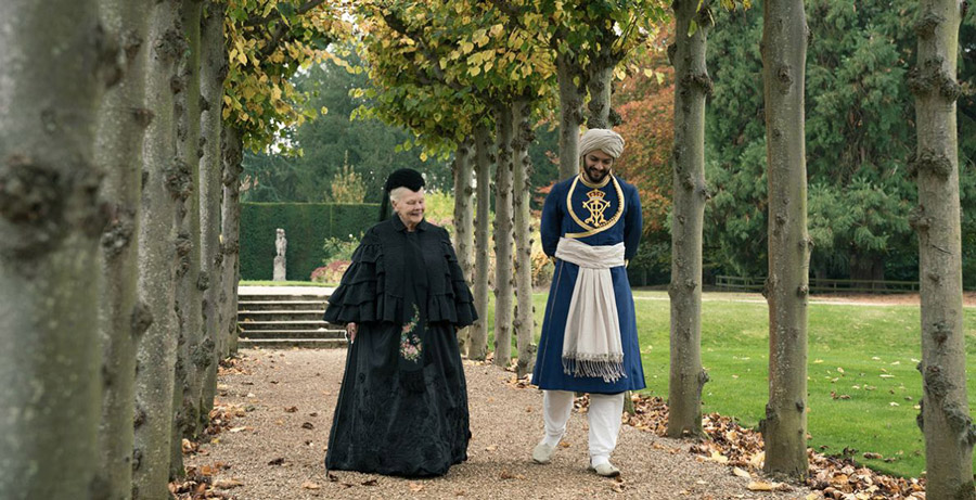 Victoria and Abdul Judi Dench