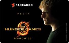 Hunger Games Fandango Bucks