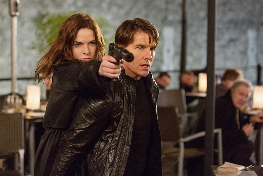 Sequel Buzz: See New 'Mission: Impossible 6' and 'Jurassic World: Fallen Kingdom' Photos