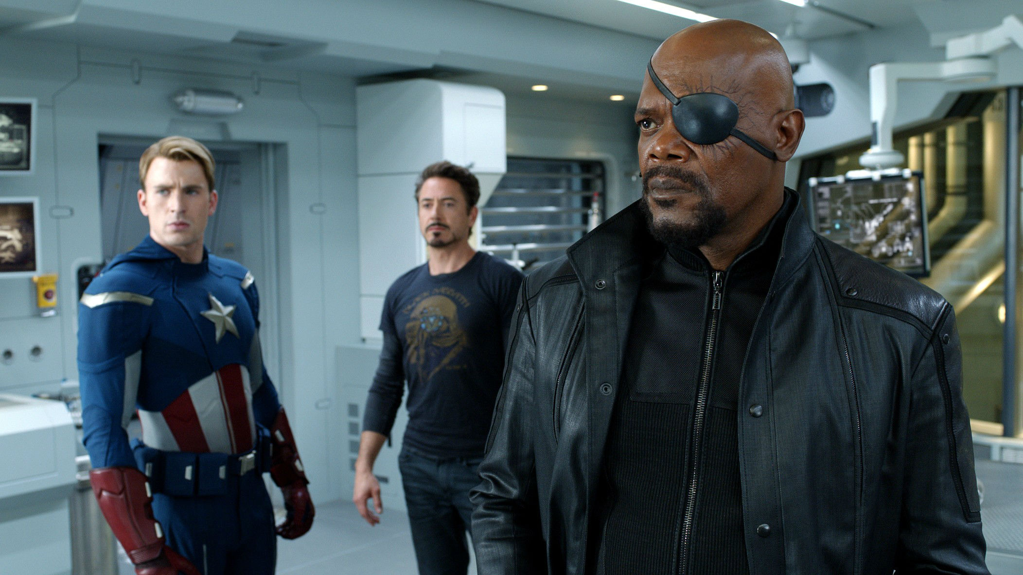 Samuel L. Jackson Confirmed for 'Captain Marvel'