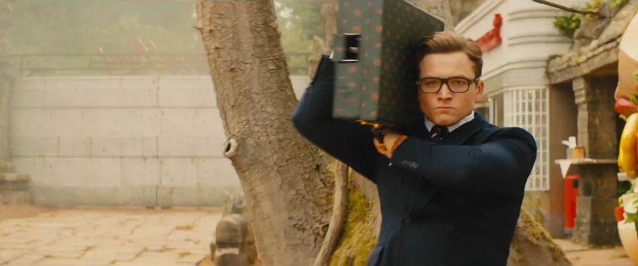 Trailer Buzz: 'Kingsman: The Golden Circle,' 'Proud Mary,' 'Jigsaw'