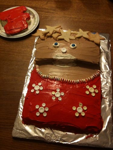 Fandango Cake