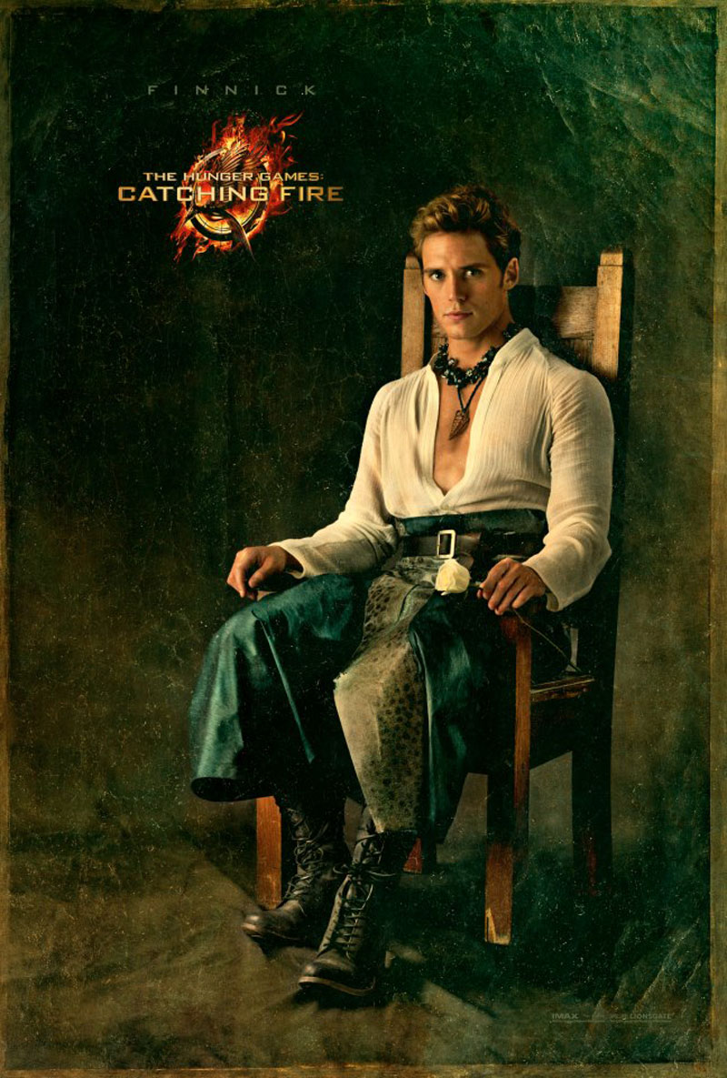 'Catching Fire' Roundup: 'Hunger Games' Hunks Peeta, Gale ...