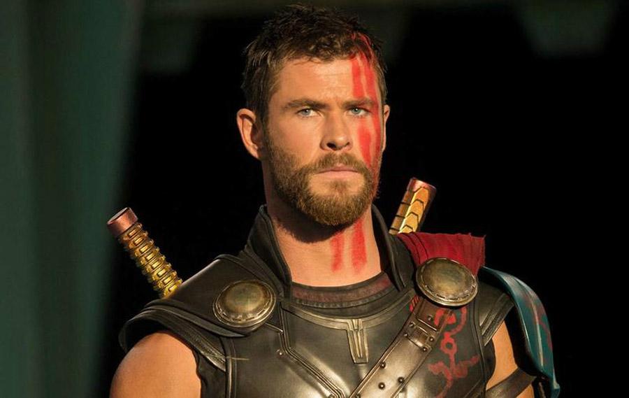 Thor: Ragnarok Chris Hemsworth Thor