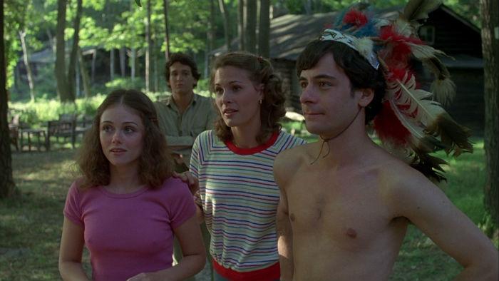 Summer camp girls 1983 6