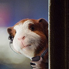 G Force Boasts Cute Rodents In Cutting Edge 3 D Fandango