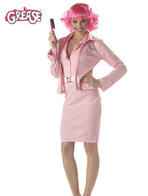 'Grease' Frenchie Pink Ladies Dress