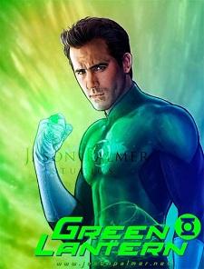'Green Lantern'