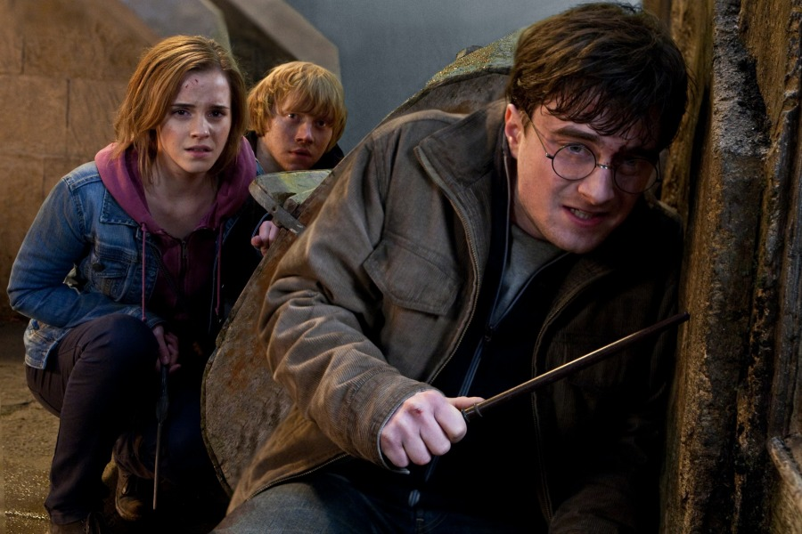 JK Rowling writes new Harry Potter story