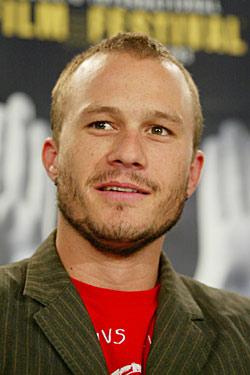 On Heath Ledger Fandango