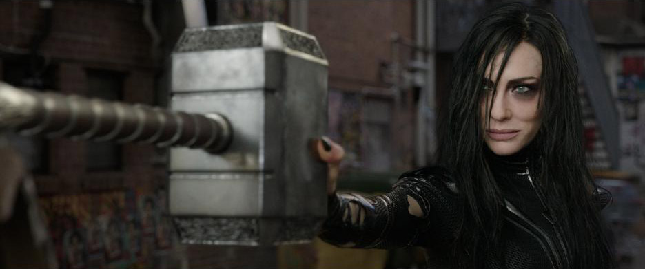 Cate Blanchett and Zoe Bell on Creating Marvel's First Female Super-Villain