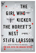 'The Girl Who Kicked the Hornet's Nest' book