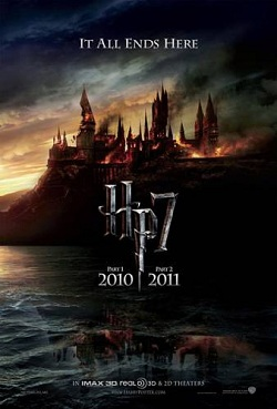 """""""Harry Potter and the Deathly Hallows"""""""