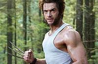 Hugh Jackman in Wolverine