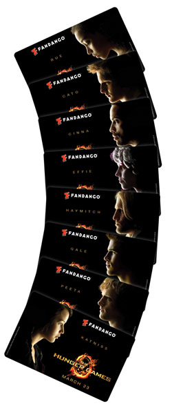 Hunger Games Fandango Bucks