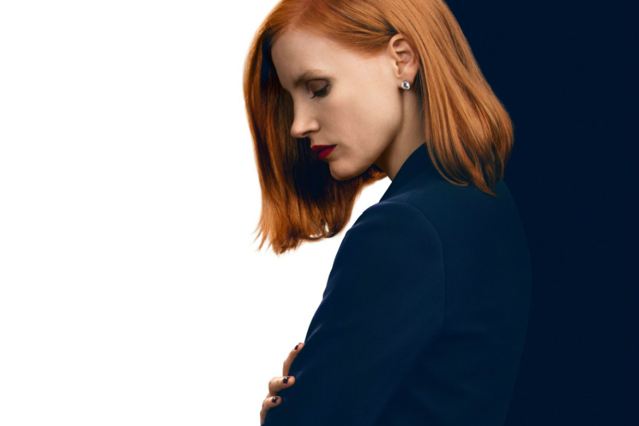 Watch Jessica Chastain Takes on Gun Control in 'Miss Sloane' Trailer