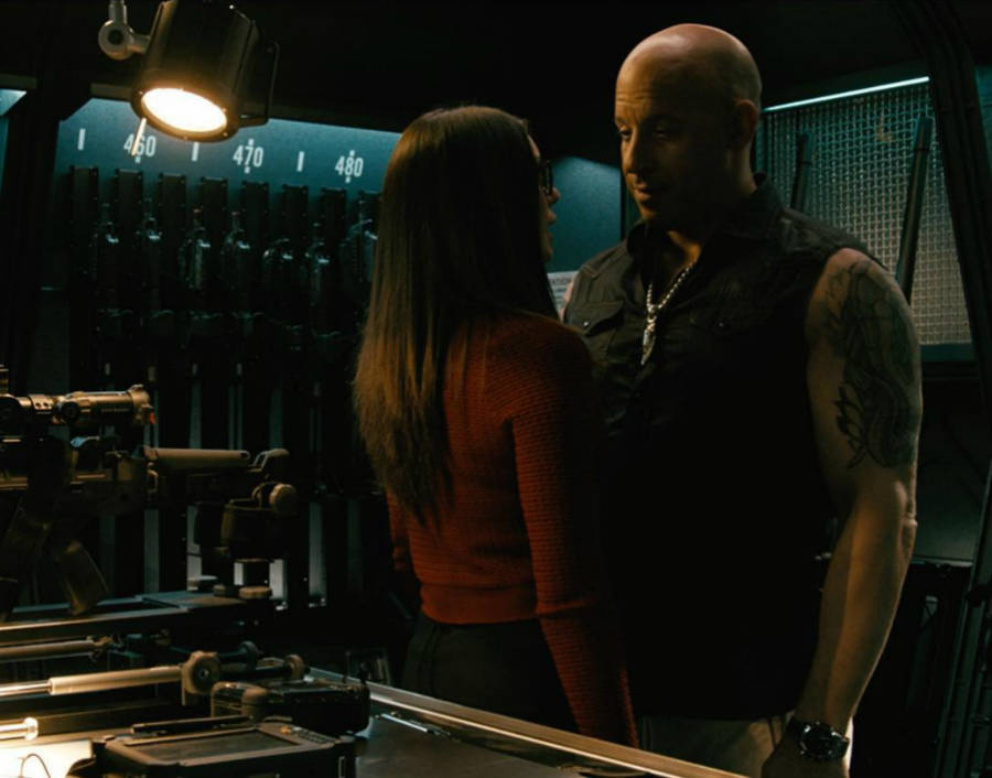 movies news vin diesel shares more xxx the return of xander cage photos