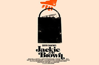 "Free ""Jackie Brown"" outdoor screening tonight!"