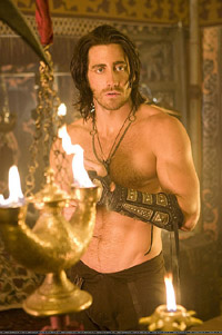 Jake Gyllenhaal in Prince of Persia: The Sands of Time