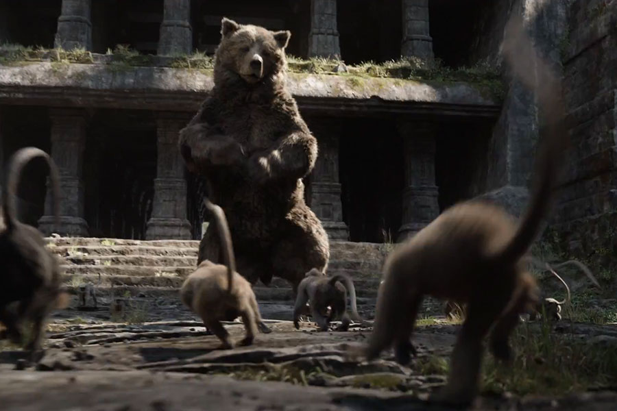 First 'The Jungle Book' Trailer Is Absolutely Stunning | Fandango