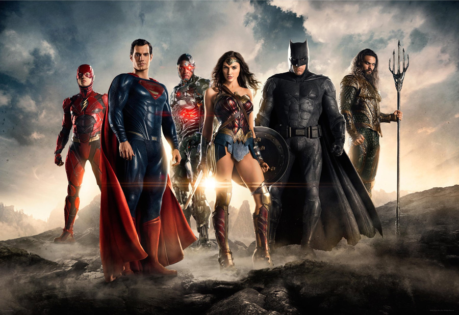 Watch a New 'Justice League' Video That Reveals More of ...