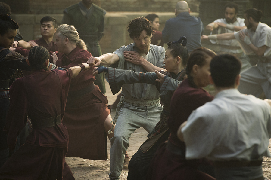 'Doctor Strange' Set Visit Part 2: The Magical Objects and Mysterious Characters