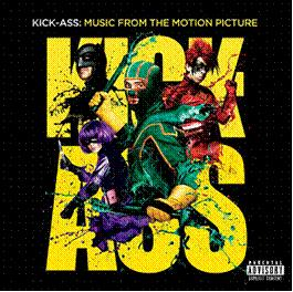 'Kick-Ass' soundtrack