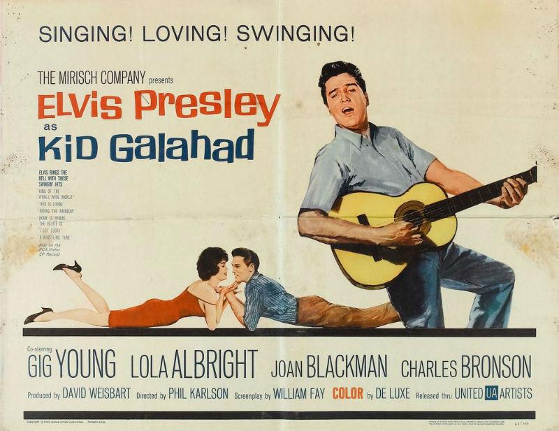 News Bites: Baz Luhrmann and Elvis Presley