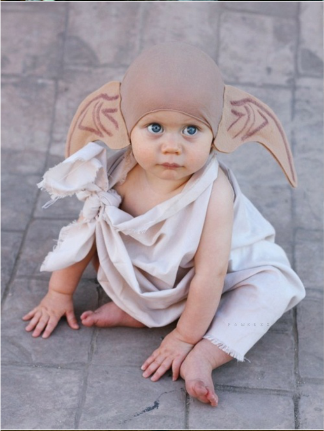 15 Of The Greatest Ever Kids Costumes Inspired By TV And Movie Characters