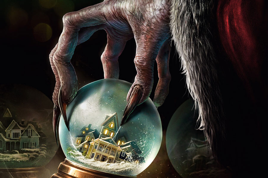 things to know about krampus your new scary christmas obsession - Scary Christmas Movie