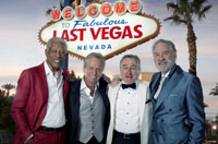 Morgan Freeman, Robert DeNiro Party It Up in 'Last Vegas' Teaser Trailer, While 'Hangover 3' Drops Red-Band