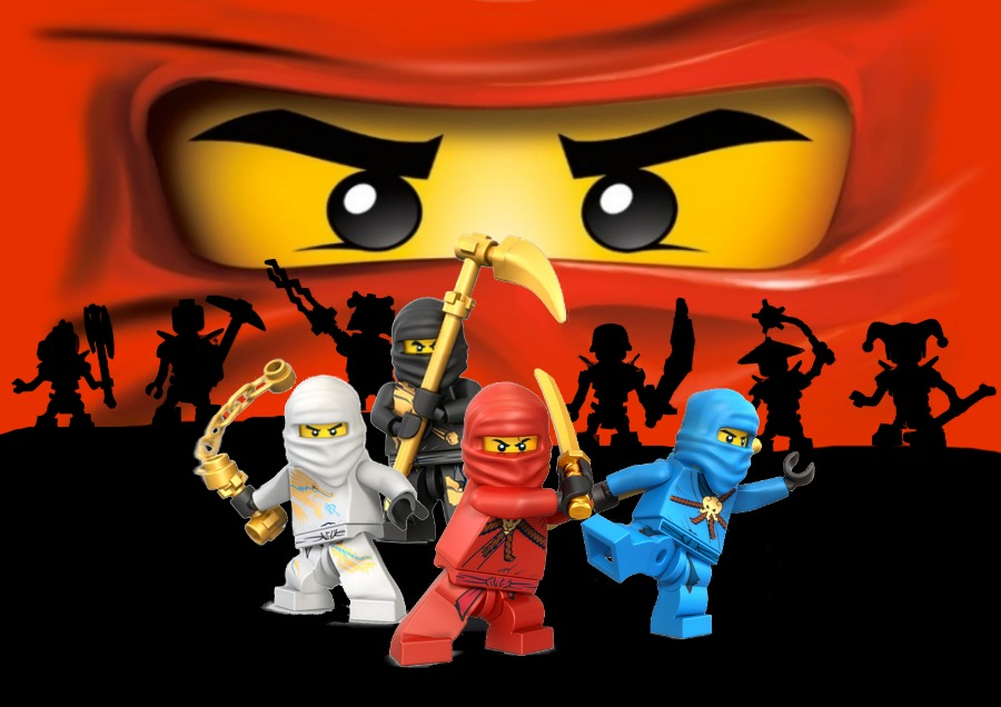 Lego ninjago: masters of spinjitzu hd wallpaper | background image.